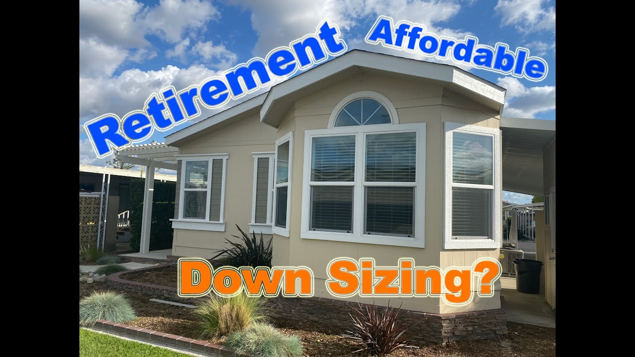 Retirement Senior Housing for Sale. Affordable Housing. Orange County, California.